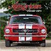 Kalendarz American Classic Cars Calendar 2020