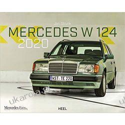 Mercedes-Benz W 124 2020 Calendar