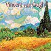Vincent van Gogh 2020 Square Wall Calendar