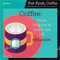 But First Coffee 2020 Square Wall Calendar kawa