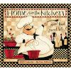 Home is in the Kitchen 2020 Deluxe Wall Calendar kuchnia sercem domu