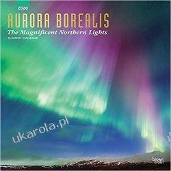 Aurora Borealis The Magnificent Northern Lights 2020 Square Wall Calendar zorza