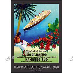 Kalendarz Historic ship posters 2020 Calendar
