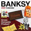 Kalendarz Banksy 2020 Calendar
