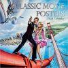 Kalendarz Classic Movie Posters 2020 Square Wall Calendar