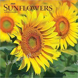 Kalendarz Słoneczniki Sunflowers 2020 Square Wall Calendar