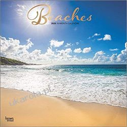 Kalendarz Plaże Beaches 2020 Calendar