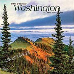 Kalendarz Wild & Scenic Washington 2020 Calendar
