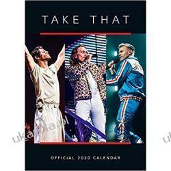 Kalendarz Take That 2020 Calendar