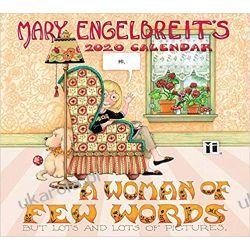 Kalendarz Mary Engelbreit 2020 Deluxe Wall Calendar