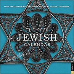 Kalendarz Jewish Calendar 2020 16-Month Square Wall Calendar