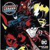 Kalendarz Justice League America 2020 Calendar