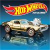 Kalendarz Hot Wheels 2020 Wall Calendar