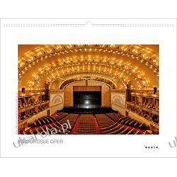 Kalendarz Great Opera 2020 Calendar