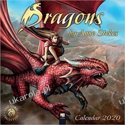 Kalendarz Smoki Dragons by Anne Stokes Wall Calendar 2020