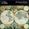 Kalendarz Mapy Royal Museums Greenwich - Antique Maps Wall Calendar 2020