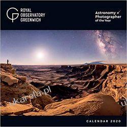 Kalendarz Greenwich Royal Observatory - Astronomy Photographer of the Year Wall Calendar 2020
