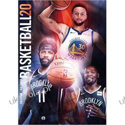 Kalendarz NBA Basketball 2020 Calendar