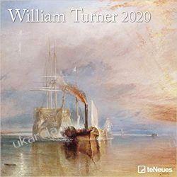 Kalendarz Art Calendar - William Turner 2020 Square Wall Calendar