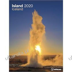 Kalendarz Islandia Iceland 2020 Poster Calendar