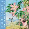 Kew Gardens - Exotic Plants by Marianne North Wall Calendar 2021