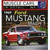 1969 Ford Mustang Mach 1 Muscle Cars In Detail No. 9