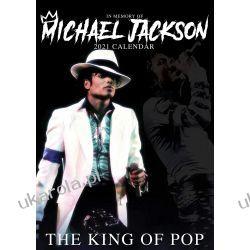 Kalendarz Michael Jackson 2021 Calendar
