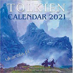 Kalendarz Tolkien Calendar 2021