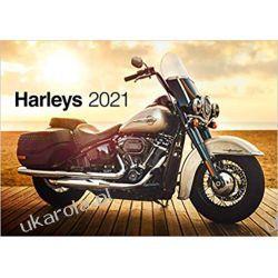 Kalendarz Harley Davidson Harleys 2021 Calendar motocykle