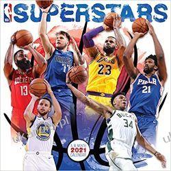 Kalendarz koszykarski NBA Superstars 2021 Calendar