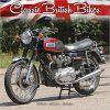 Kalendarz klasyczne brytyjskie motory Classic British Bikes 2021 Calendar