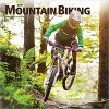 Mountain Biking 2021 Square Wall Calendar kolarstwo górskie