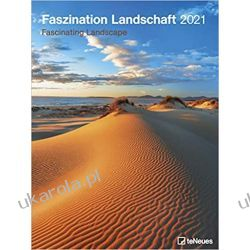 Kalendarz Nature Calendar Fascinating Landscapes 2021 Poster Calendar piękne krajobrazy
