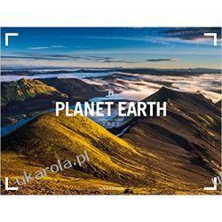 Kalendarz Planet Earth 2021 Calendar Planeta Ziemia