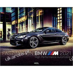 Kalendarz BMW M Modelle 2021 Calendar