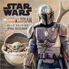 Official Star Wars The Mandalorian 2021 Calendar gwiezdne wojny
