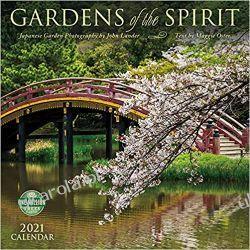 Kalendarz Ogrody Gardens of the Spirit 2021 Calendar