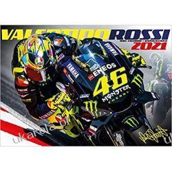 Kalendarz Official Valentino Rossi 2021 Calendar