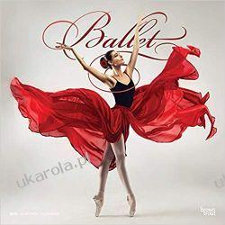 Kalendarz Balet Taniec Ballet - Ballett 2021 Calendar