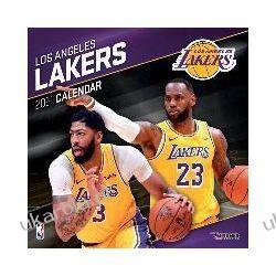 Kalendarz  Mistrz NBA Los Angeles Lakers 2021 Calendar