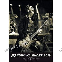 Kalendarz Gitary Guitar Kalender 2021 Calendar