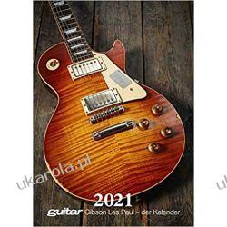 Kalendarz Guitar Gibson Les Paul 2021
