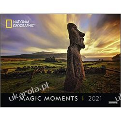 Kalendarz Magic Moments Posterkalender National Geographic Kalender 2021