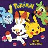 Pokemon 2021 Calendar