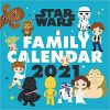 Star Wars 2021 Calendar - Family Organiser