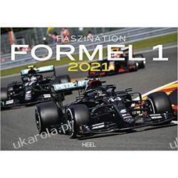 Kalendarz F1 Faszination Formel 1 2021 calendar