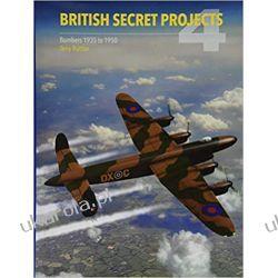 British Secret Projects 4 Bombers 1935-1950