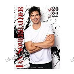 Ian Somerhalder 2022 Calendar - The Vampire Diaries Star of The Vampire Diaries