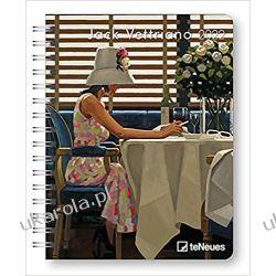 Kalendarz książkowy Jack Vettriano 2022 Diary 16,5x21,6 Diary Calendar