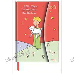 Kalendarz książkowy The Little prince Mały książę 2022 Magneto Calendar diary